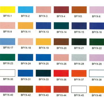 Fine Earthenware Superfine Particle Size Hand-Painting Under-Glaze Colors (La faïence fine Superfine Particle Size main peinture sous-Glaze Couleurs)