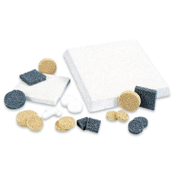 Ceramic Foam Filter (Керамический фильтр Пена)