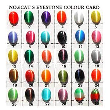 Cat Eye Stone (Кошачий глаз камень)