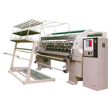 Computerised Multi-needle Quilting Machine