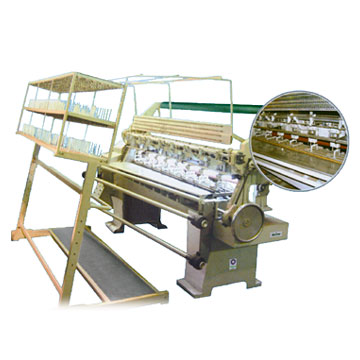 Special Straight-Line Quilting Machine (Spécial Straight-Line Quilting Machine)
