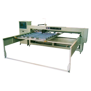 HFJ-26B Computerized Einnadel-Quilting Machine (HFJ-26B Computerized Einnadel-Quilting Machine)