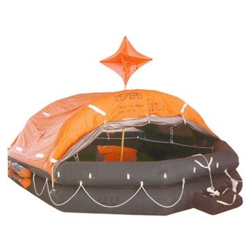 Inflatable Life Raft (Надувной спасательный плот)