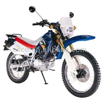 Dirt Bike with EEC & COC