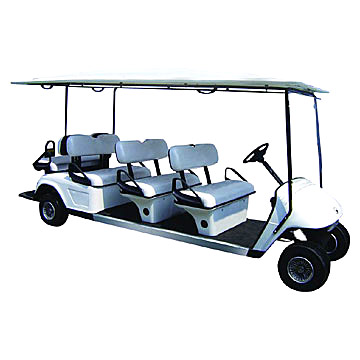Golf Cart 4 Seats, 6 Seats, 8 Seats