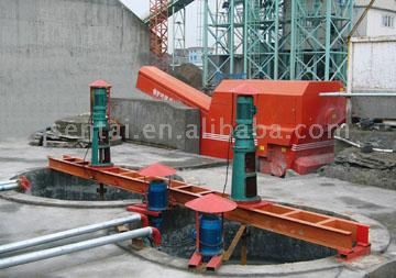 Concrete Recycling Plant