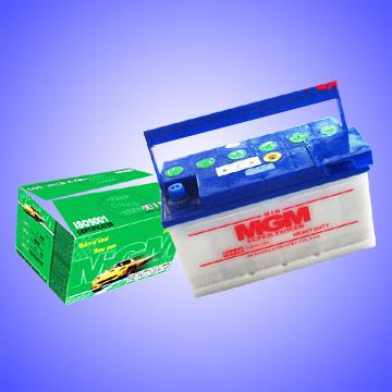 Auto-Batterie (Auto-Batterie)