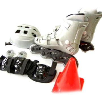 Roller Skates (Роликовые коньки)