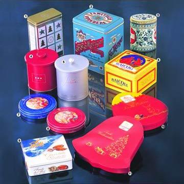 Food Tin Box (Продовольственная Tin Box)