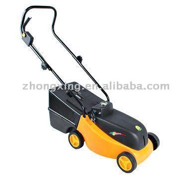 Electric Cordless Lawnmower (Электрический Аккумуляторный Газонокосильщик)