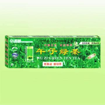 Wuzi Green Tea (First Grade) (Wuzi зеленый чай (первый класс))