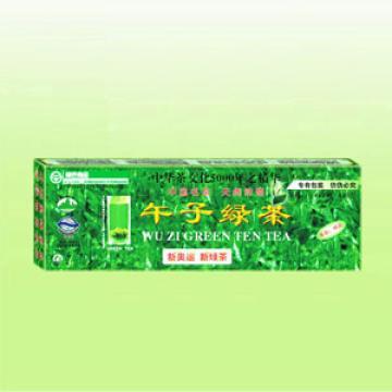 Wuzi Green Tea Choice Goods (Wuzi зеленый чай Выбор товаров)