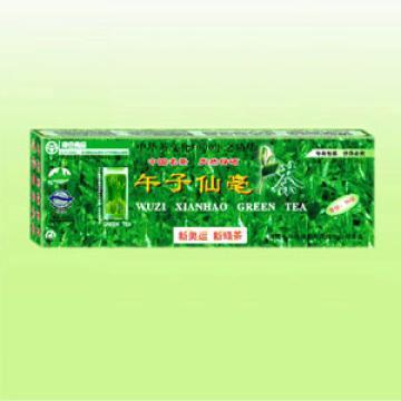 Wuzi Green Tea (Wuzi Зеленый чай)