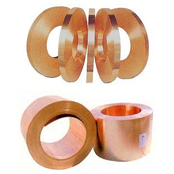 Phosphor Bronze Strips (Фосфористая бронза полосы)