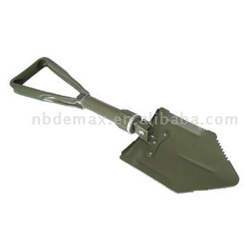 Tri-Folding Shovel (Tri-складная лопата)
