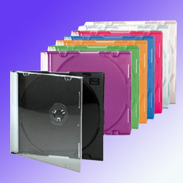 Slim CD Case 5.2mm (Slim CD Case 5.2mm)