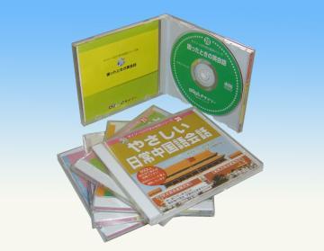 CD Duplication (Тиражирование CD)