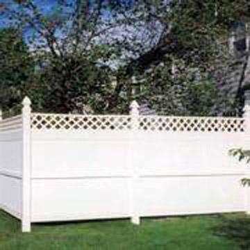 PVC Fence (Забор ПВХ)