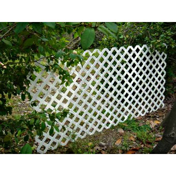 Lattice Fence (Решетчатый)