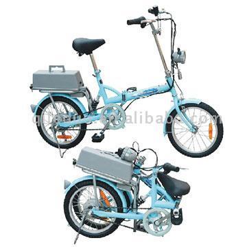 """16"""" Electrical Folding Bicycles (16 """"Электрические складные велосипеды)"""