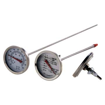 "1-3/4"" Cooking Thermometer (1-3/4 ""Cooking Термометр)"