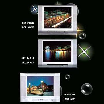 """21"""" Color TVs (21 """"цветной телевизор)"""