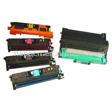 2500 Color Toner Cartridge (2500 Toner-Kassette)