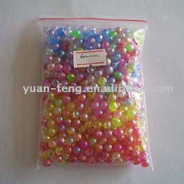 6mm AB Color Beads (6мм AB цвета бисера)