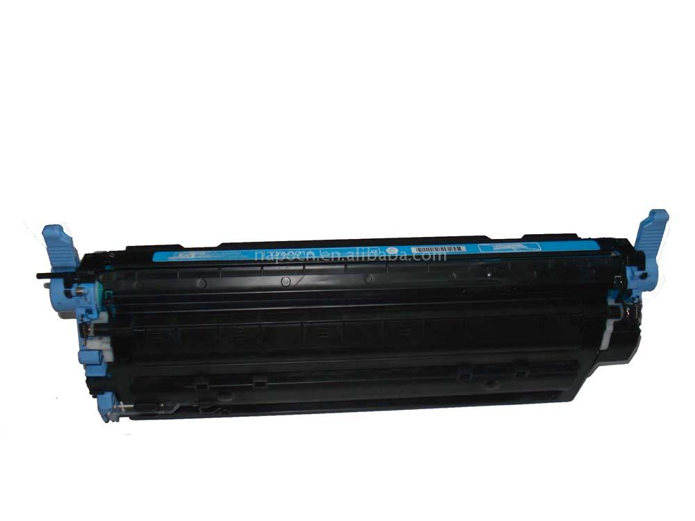 2600 Color Toner Cartridge (2600 Toner-Kassette)