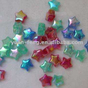 Plastic Bead (Пластиковые бисера)