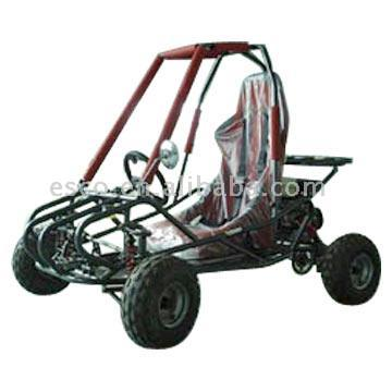 Go Kart with EPA and CE Approval (Go Kart с РПП и СЕ_знак)
