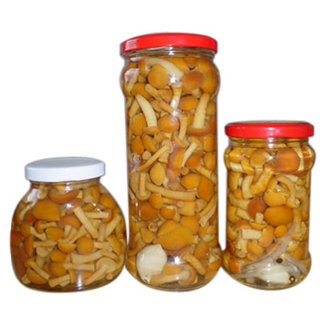 Canned Nameko (Консервы Опята)