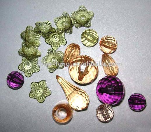 Acrylic Beads (Акриловые бусы)