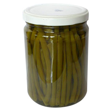 Canned Green French Beans