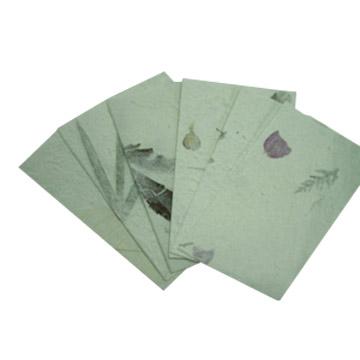 Special Paper (Flower-Leaves Paper) (Специальная бумага (цветок листья Paper))