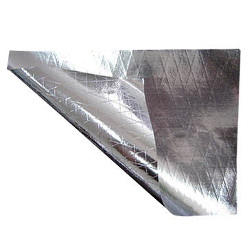 Double-Sided Reflective Aluminum Foil Insulation ( Double-Sided Reflective Aluminum Foil Insulation)