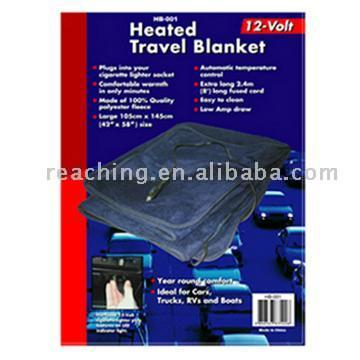 12V Heated Blanket