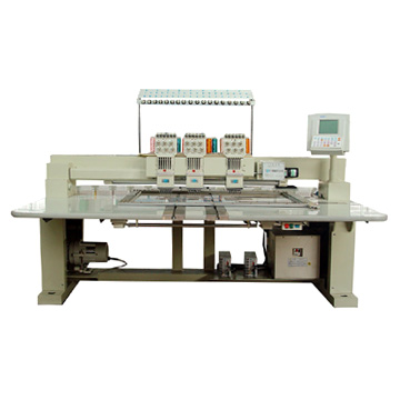 Auto Trimmer Sample Design Embroidery Machine (GG668 603)