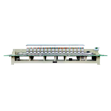 Embroidery Machine (GG668-916) (Machine à broder (GG668-916))