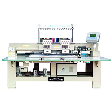 Auto Trimmer Embroidery Machine (GG668-902)