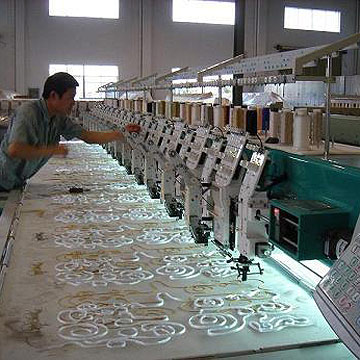 Embroidery Machine Parts (Broderie Machine Parts)