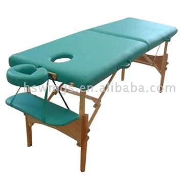 Portable Massage Table (Table de massage portative)