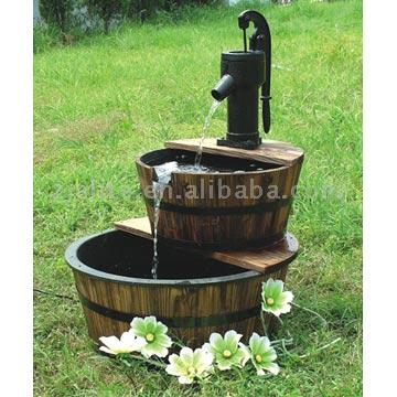 Garden Fountain (Садовые фонтаны)