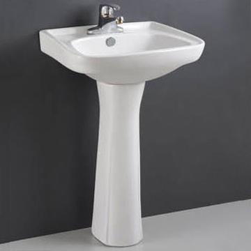 Siphonic Mosaic Toilet, Mosaic Pedestal Basin (Туалет Siphonic мозаика, мозаика бассейнов Пьедестал)