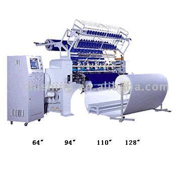 Digital Control Quilting Machines (Цифровое управление стегальные машины)