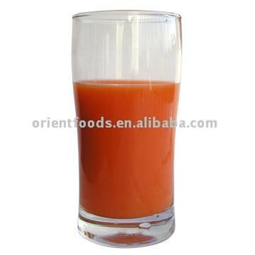 Carrot Juice Concentration