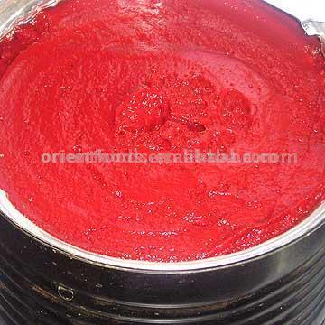 Tomato Paste (Томатная паста)