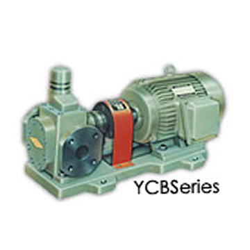 Circular Gear Pump (Circular Zahnradpumpe)