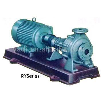 Centrifugal Hot Oil Pump (Центробежные насосы горячего масла)
