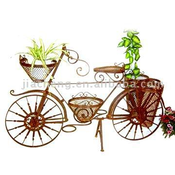 Metal Bicycle Planter (Металл велосипедов Planter)